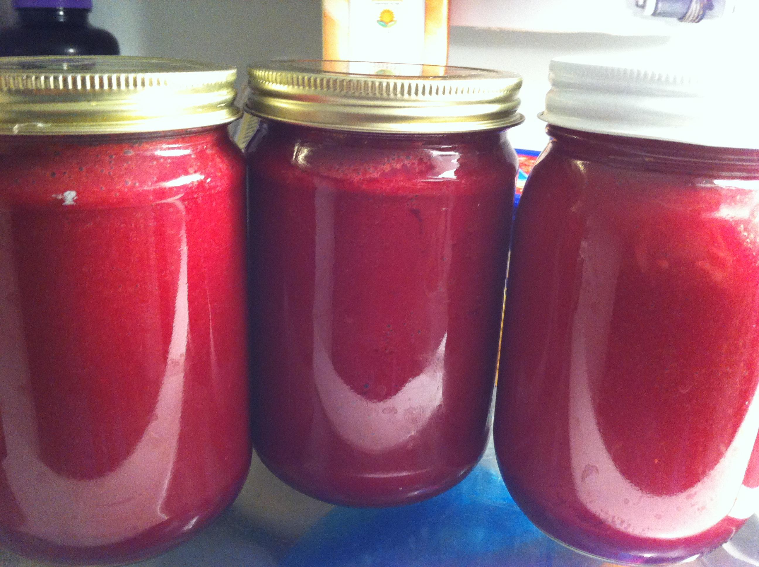 Vegetable Beet Juice