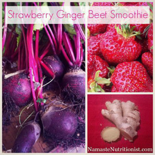 strawberry ginger beet smoothie_opt