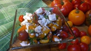 Heirloom Tomato Salad HR