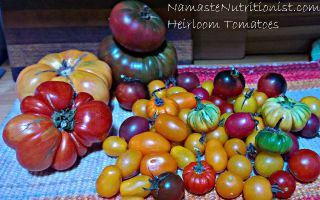 Heirloom tomatoes NN