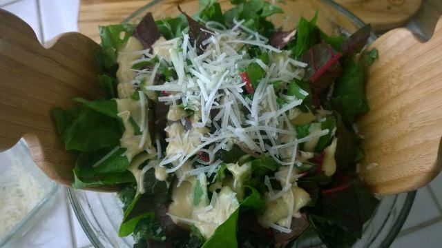 Kale - Chard_Caesar Salad2