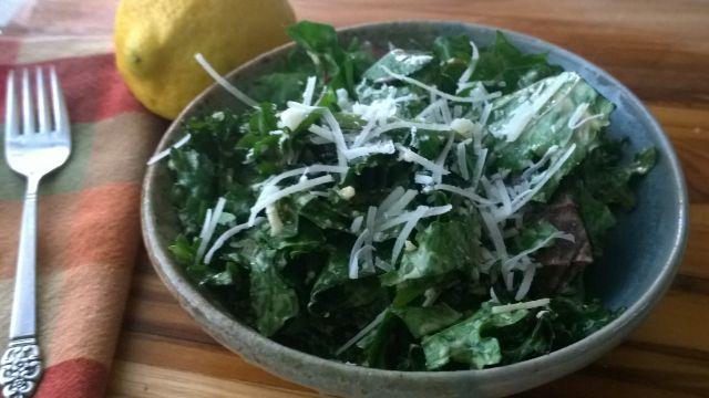Kale - Chard_Caesar Salad5