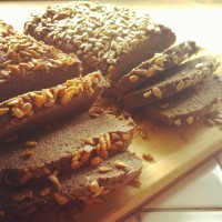 Sourdough teff bread gluten free Namaste Nutritionist